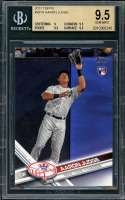 2017 topps #287a AARON JUDGE new york yankees rookie BGS 9.5 (9 9.5 9.5 9.5)