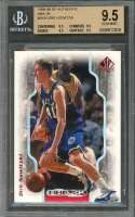 1998-99 sp authentic nba 2k #2k9 DIRK NOWITZKI rookie BGS 9.5 (9.5 9.5 9.5 9.5)