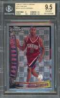 Allen Iverson Rookie 1996-97 Topps Chrome Youthquake #1 BGS 9.5 (9 9.5 9.5 9.5)