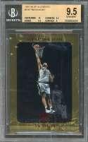 Tim Duncan Rookie Card 1997-98 Sp Authentic #128 Spurs BGS 9.5 (10 9.5 9.5 9)