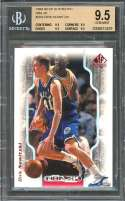 Dirk Nowitzki Rookie 1998-99 Sp Authentic Nba 2K #2K9 BGS 9.5 (9.5 9.5 9.5 9.5)