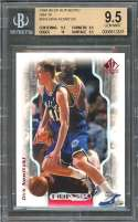 Dirk Nowitzki Rookie 1998-99 Sp Authentic Nba 2K #2K9 BGS 9.5 (9.5 9.5 10 9.5)