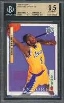 Kobe Bryant Re Rookie Card 1996-97 Ultra #266 Lakers BGS 9.5 (9.5 9 9.5 9.5)