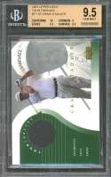 Craig Stadler Card 2001 Upper Deck Tour Threads #Tt-St BGS 9.5 (10 9 9.5 9.5)