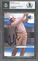 Fred Couples Autograph Golf Card 2012 Sp #6 BGS BAS AUTHENTIC