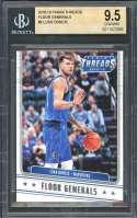 Luka Doncic Rookie Card 2018-19 Panini Threads Floor Generals #2 BGS 9.5