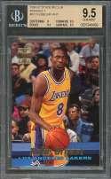 Kobe Bryant Rookie 1996-97 Stadium Club Rookies 1 #R12 BGS 9.5 (9 9.5 9.5 9.5)