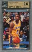 Kobe Bryant Rookie 1996-97 Stadium Club Rookies 1 #R12 BGS 9.5 (9.5 9 9.5 9.5)