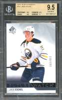 Jack Eichel Rookie Card 2015-16 Sp Authentic #191 Sabres BGS 9.5 (9.5 9.5 9.5 9)