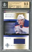 Connor Mcdavid 2015-16 Ultimate Collection Silver #05Cm BGS 9.5 (9.5 9.5 9 9.5)
