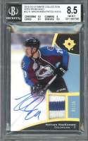 Nathan Mackinnon 2015-16 Ultimate Spectrum Gold #22 1/15 BGS 8.5 (9.5 8 8.5 8.5)