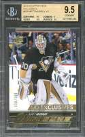 Matt Murray Rookie 2015-16 Upper Deck Exclusives #526 BGS 9.5 (10 9 9.5 9.5)