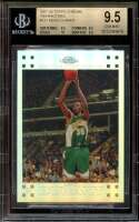 Kevin Durant Rookie 2007-08 Topps Chrome Refractor #131 BGS 9.5 (9.5 9.5 10 9.5)