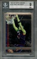 1997-98 topps chrome #125 TRACY MCGRADY raptors rookie card BGS 9 (8.5 9 9 8.5)