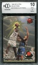1992-93 ultra rejectors #4 SHAQUILLE O'NEAL rookie BGS BCCG 10