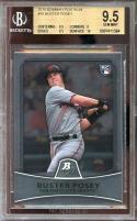 2010 bowman platinum #18 BUSTER POSEY giants rookie card BGS 9.5 (9.5 9 9.5 10)