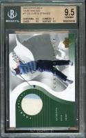 2001 upper deck tour threads #tt-cs CURTIS STRANGE golf BGS 9.5 (9.5 9 9.5 9.5)