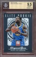 2012-13 elite #286 DRAYMOND GREEN golden state warriors rookie card BGS 9.5