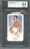 1979 world of sport #3 MUHAMMAD ALI boxing card BGS BVG 8.5