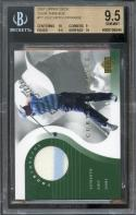 2001 upper deck tour threads #tt-cs CURTIS STRANGE golf BGS 9.5 (10 9 9.5 10)