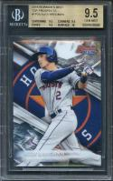2016 bowman's best top prospects #tp25 ALEX BREGMAN rc BGS 9.5 (9.5 9.5 9.5 10)