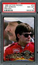 1994 action packed preview #70 JEFF GORDON nascar PSA 9