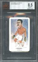 1979 world of sport #3 MUHAMMAD ALI boxing card BGS BVG 8.5